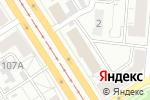Схема проезда до компании Актуальное решение в Барнауле