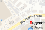 Схема проезда до компании Кредит-Мастер в Барнауле