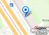 Штаб по делам ГО и ЧС Железнодорожного района на карте