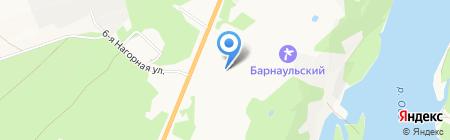 МастерСтрой на карте Барнаула