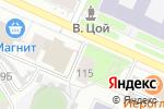 Схема проезда до компании Обувь & джинсы в Барнауле