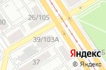 Схема проезда до компании Штутгарт в Барнауле