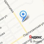 Наш дом на карте Барнаула