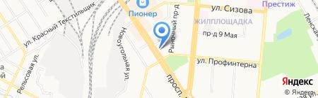 Oriflame на карте Барнаула
