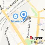 Таверна на карте Барнаула