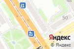 Схема проезда до компании Штаб по делам ГО и ЧС Железнодорожного района в Барнауле