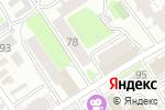 Схема проезда до компании Хмельной барон в Барнауле