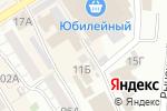 Схема проезда до компании KEYFAST в Барнауле