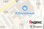 Схема проезда до компании Моя усадьба в Барнауле