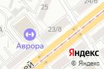 Схема проезда до компании Землеустройство и геодезия, МУП в Барнауле
