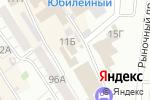 Схема проезда до компании Нинель в Барнауле