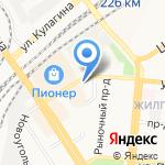 АктивДеньги на карте Барнаула