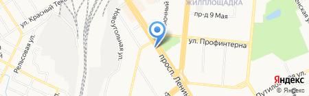 Villa Di Parchetti на карте Барнаула