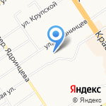 Эврика 3 на карте Барнаула