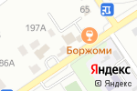 Схема проезда до компании Твой стиль в Барнауле