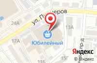 Схема проезда до компании Студия 69 в Барнауле