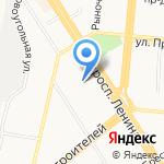 Уют и комфорт на карте Барнаула