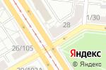 Схема проезда до компании Банкомат, Банк Русский стандарт в Барнауле