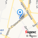 Gsm 22 на карте Барнаула