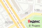Схема проезда до компании Пирошоу-Алтай в Барнауле