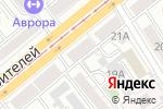 Схема проезда до компании Арт-Стиль в Барнауле
