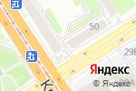 Схема проезда до компании Карусель в Барнауле