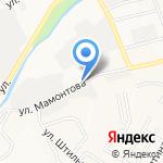 АлтайДезСтанция на карте Барнаула