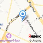 Я смогу! на карте Барнаула