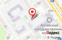 Схема проезда до компании Брадо в Николаевке
