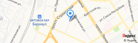 Мечта санаторий-профилакторий на карте Барнаула