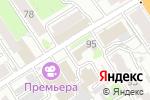 Схема проезда до компании Красноармейский в Барнауле