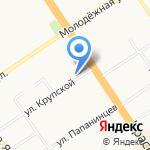 РоссиЯночка на карте Барнаула