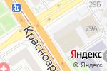 Схема проезда до компании АлтайВоенторг в Барнауле
