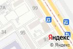 Схема проезда до компании Шпилька в Барнауле