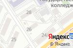 Схема проезда до компании Полония в Барнауле