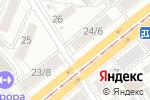 Схема проезда до компании Лиард в Барнауле