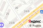 Схема проезда до компании Без слёз в Барнауле