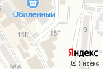 Схема проезда до компании Донна Роза в Барнауле