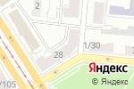 Схема проезда до компании КОТОПЁС в Барнауле