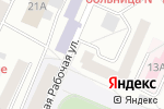 Схема проезда до компании Юлия в Барнауле
