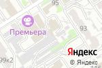 Схема проезда до компании БАНКА в Барнауле