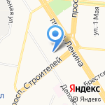 Экофонд-Алтай на карте Барнаула