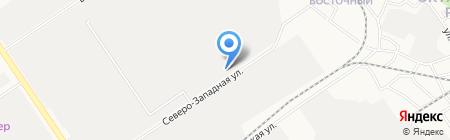 Росреестр Федеральная кадастровая палата Федеральной службы государственной регистрации на карте Барнаула