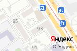 Схема проезда до компании Русфинанс банк в Барнауле