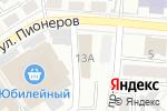 Схема проезда до компании Золото инков в Барнауле