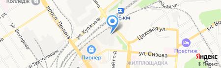 Avto-city22 на карте Барнаула