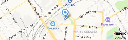 Лифт-Эксперт на карте Барнаула