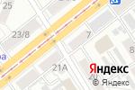 Схема проезда до компании Сальвита в Барнауле