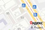 Схема проезда до компании АБ-Центр Регистрации в Барнауле