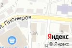 Схема проезда до компании ФатО в Барнауле
